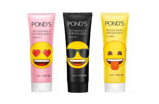 POND'S & emoji® - The Iconic Brand
